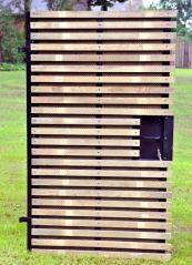 NoiStop wood deur