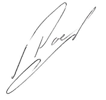 handtekening peter
